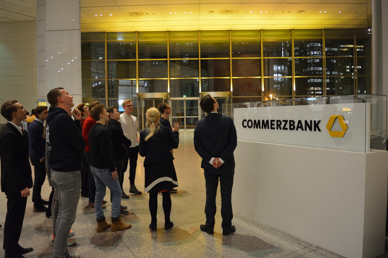 Bericht zum Commerzbank Stammtisch 16. Januar 2019